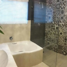 Guest Bathroom Panoramic View
